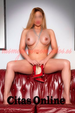 Spanish luxury escort in Madrid | Dulce